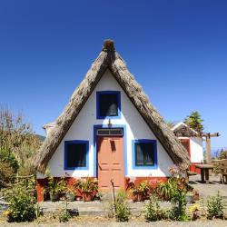 Santana's traditional houses