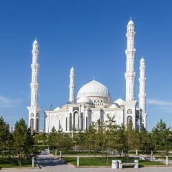 Khazret Sultan Mosque, Astana