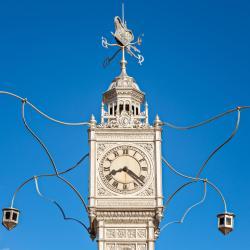 Часовая башня Виктория, Виктория