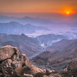 Al Shafa Area, Taif