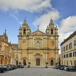 St. Paul's Cathedral, Mdina