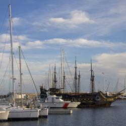 Hammamet Pirate Boat, Yasmine