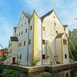 Kάστρο Wasserschloss Klaffenbach