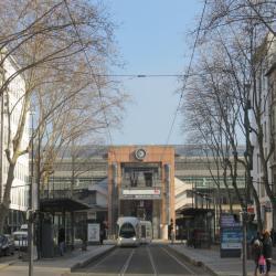 Σταθμός Τρένου Lyon Perrache
