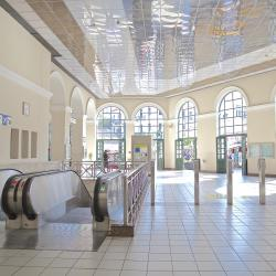 Monastiraki Train Station