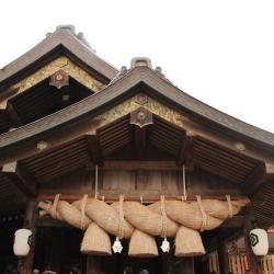 ضريح إيزومو- تايشا الكبير, إزومو