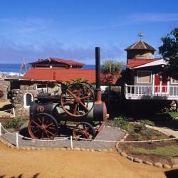 Casa de Isla Negra, El Quisco