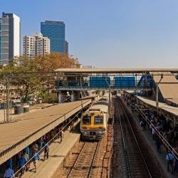 Dadar Railway Station