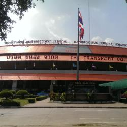 Severní autobusový terminál Mo Chit, Bangkok
