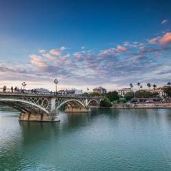 Puente de Triana - Isabel II