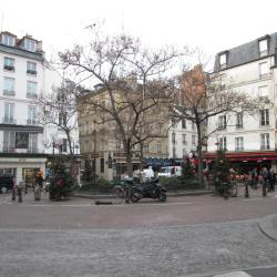Plaza de la Contrescarpe