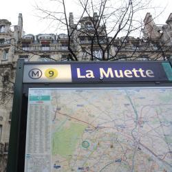 Estação de metrô La Muette
