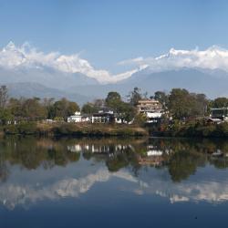 Fewa-søen, Pokhara