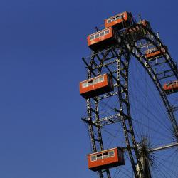 Vienna Prater Amusement Park