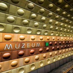 Muzeum Subway Station
