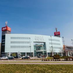 Nákupné centrum Aupark, Bratislava