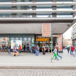 Národní Metro Station