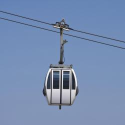 Les Praz - La Flégère Ski Lift