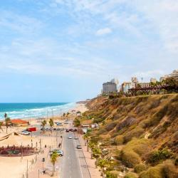 Blue Bay Beach, Netanya
