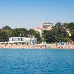 Burgas Central Beach
