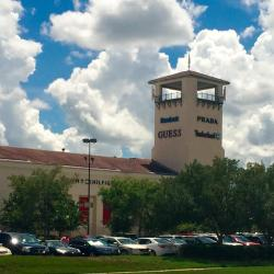 The Orlando Premier Outlets Shopping Center