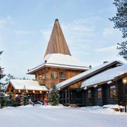 Santa Claus Village - Main Post Office