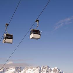 Mont d'Arbois Ski Lift