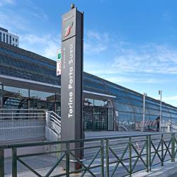 Porta Susa Metro Station