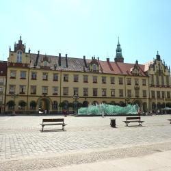 Wroclaw Main Market Square, Wrocław