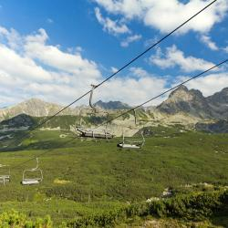 Wyciag narciarski Kasprowy Wierch