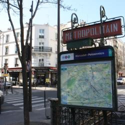 Estação de metrô Marcadet - Poissonniers