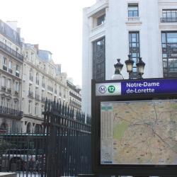 Estación de metro Notre-Dame-de-Lorette