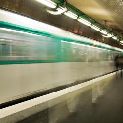 Estación de metro Saint-Jacques