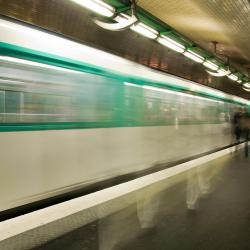 Stazione Metro Saint-Jacques