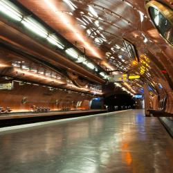 Estación de metro Arts et Métiers