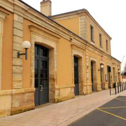 Bayeux's Train Station