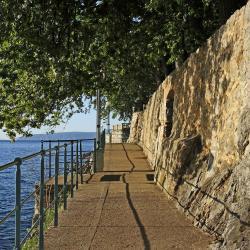 Lovran Lungomare Promenade
