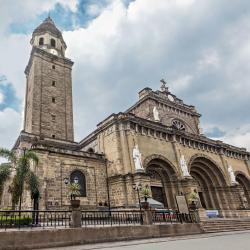 Manila Cathedral, Manila