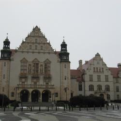 Collegium Maius in Poznań
