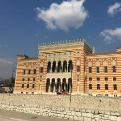 Sarajevo City Hall, Sarajevo