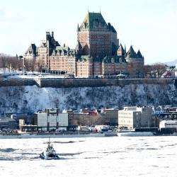 Fairmont Le Chateau Frontenac, Quebec City