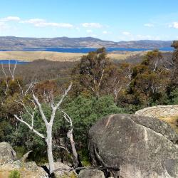 gorovje Snowy Mountains, Jindabyne