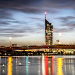 Millennium Tower, Vídeň