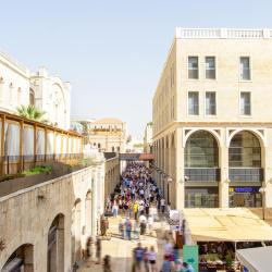Mamilla Mall, Jerusalem