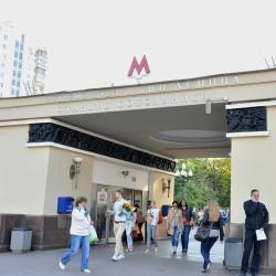 Sokolniki Metro Station