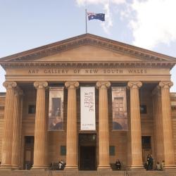 Galería de arte de NSW