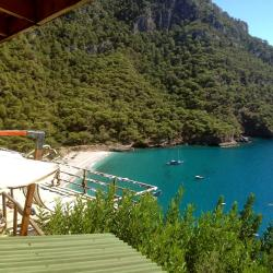 Kabak Valley, Faralya