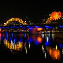 Dragon Bridge, Danang