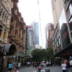 Пешеходный район Питт-Стрит-Молл, Сидней
