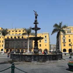 San Martín Square